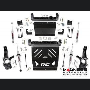 "Chevy Colorado 1500 4WD Suspension Lift Kit w/ Lifted Front Struts - 6"" Lift"